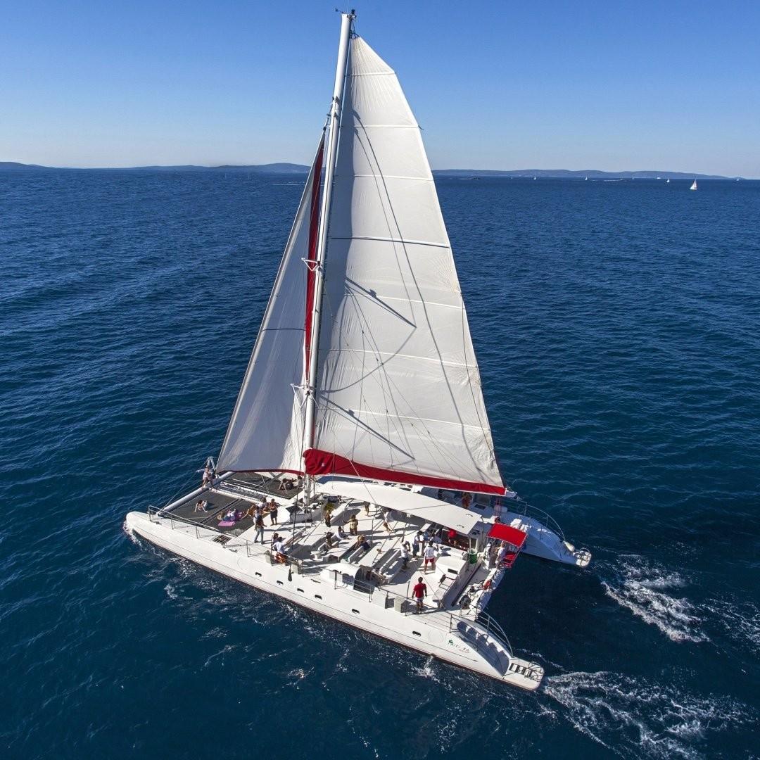RedCat Mega Catamaran Panama